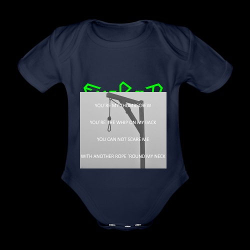 Emerald - Baby Bio-Kurzarm-Body