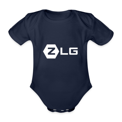 logo 1 copy2 png - Organic Short-sleeved Baby Bodysuit