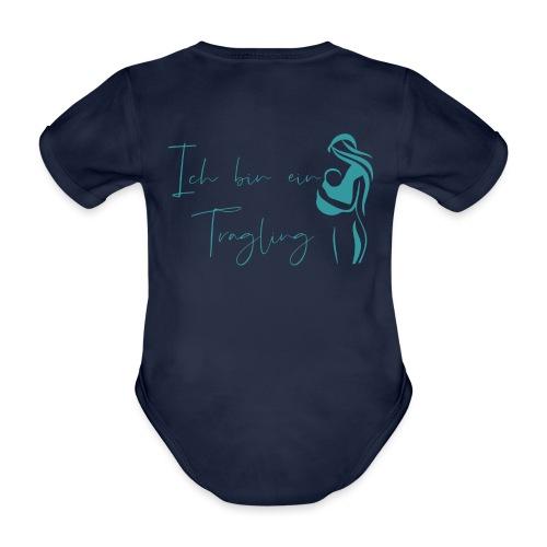 Tragling2 - Baby Bio-Kurzarm-Body