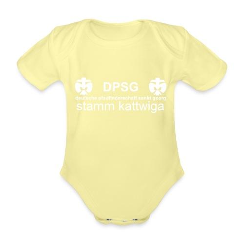 Zeichnung2 - Baby Bio-Kurzarm-Body