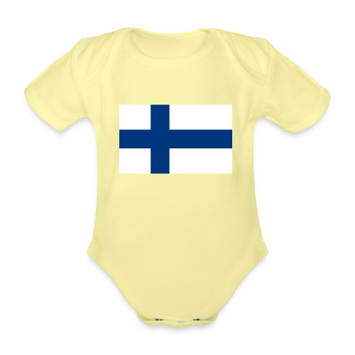 Infidel - vääräuskoinen - Vauvan lyhythihainen luomu-body
