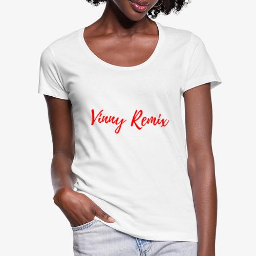 That's Vinny ART - T-shirt scollata donna