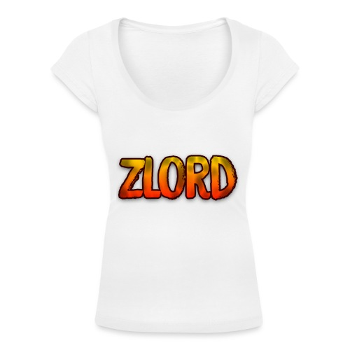 YouTuber: zLord - T-shirt scollata donna
