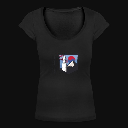 Launch VA252 - Women's Scoop Neck T-Shirt