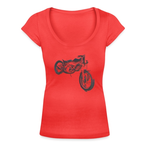 bike (Vio) - Women's Scoop Neck T-Shirt