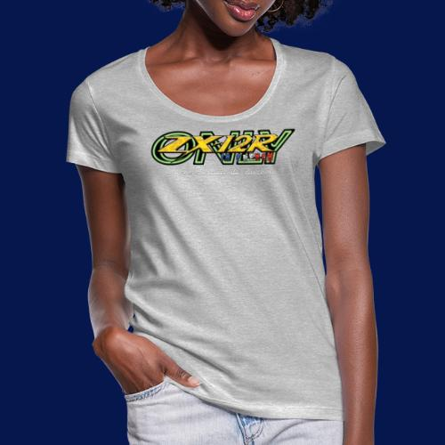 ZX12R In French Only community - T-shirt col U Femme