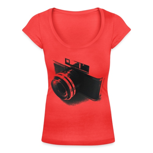 camara (Saw) - Women's Scoop Neck T-Shirt