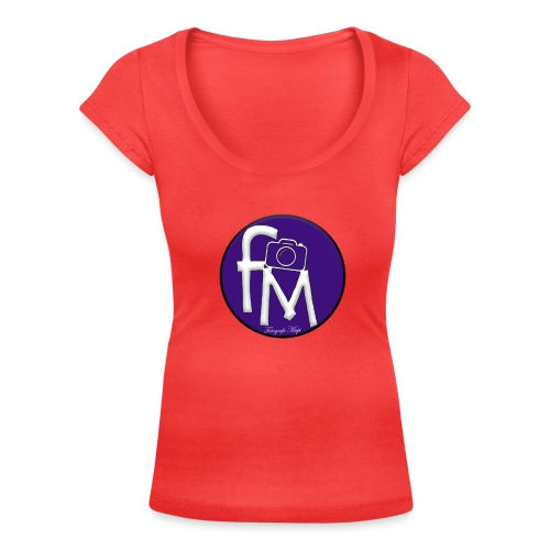FM - Women's Scoop Neck T-Shirt