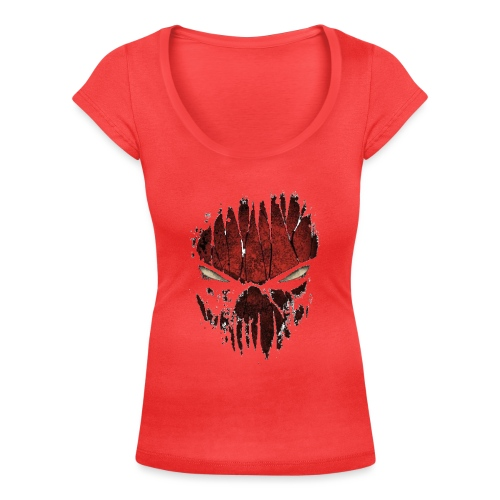 spyder man ( Vio ) - Women's Scoop Neck T-Shirt