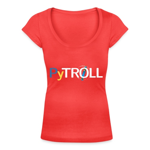 pytröll - Women's Scoop Neck T-Shirt