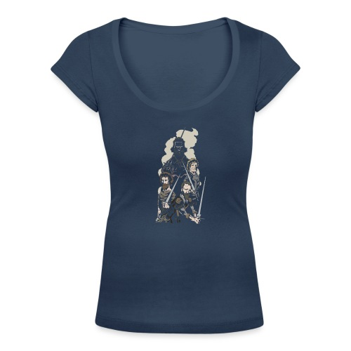 German Masters - Women's Scoop Neck T-Shirt
