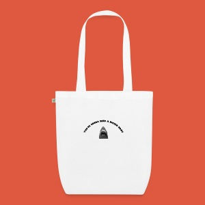 Jaws - EarthPositive Tote Bag