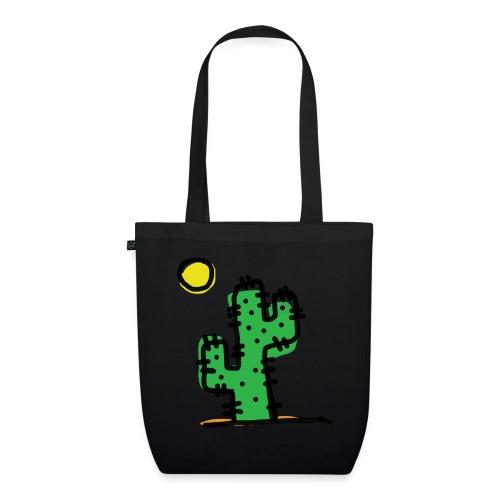 Cactus single - Borsa ecologica in tessuto