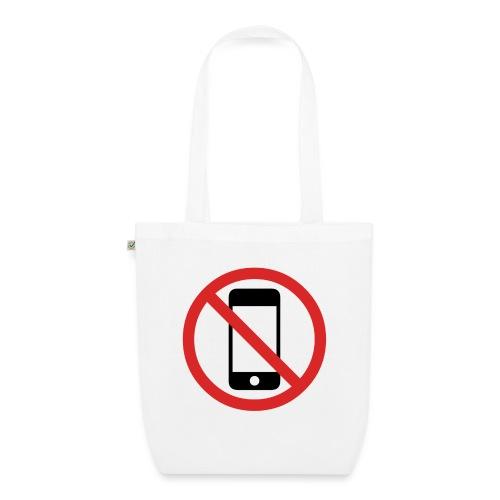 No Phone - Sac en tissu biologique