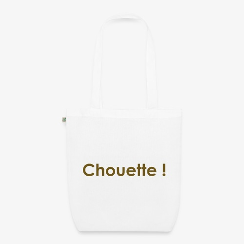 ch4 - Bolsa de tela ecológica