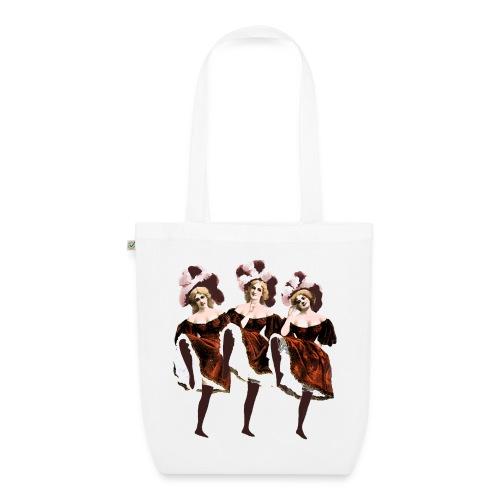 Vintage Dancers - EarthPositive Tote Bag