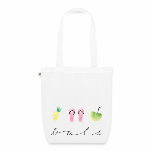 Bali Trio Bag - Bio-Stoffbeutel
