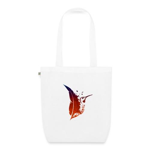 Colibri flamboyant - Sac en tissu biologique