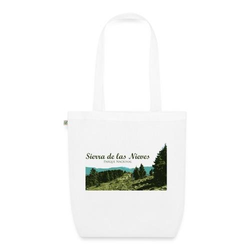 Sierra de las Nieves Parque Nacional - Bolsa de tela ecológica