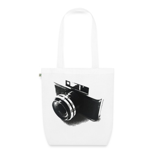 camara (Saw) - EarthPositive Tote Bag