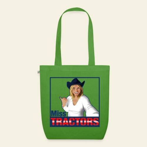 Miss Tractors Logo - Borsa ecologica in tessuto