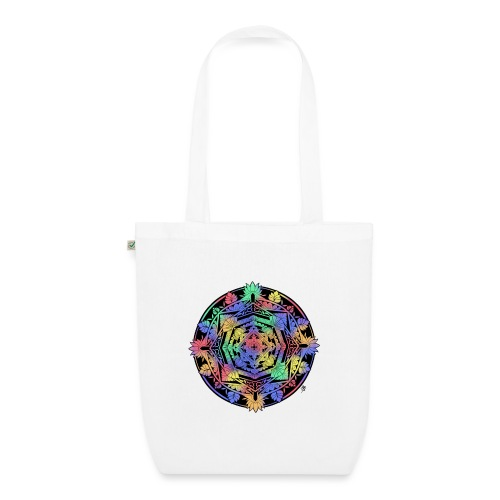 Mandala Colorful - Sac en tissu biologique