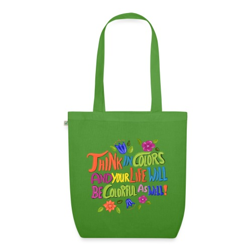 Think in Colors - Bio-Stoffbeutel