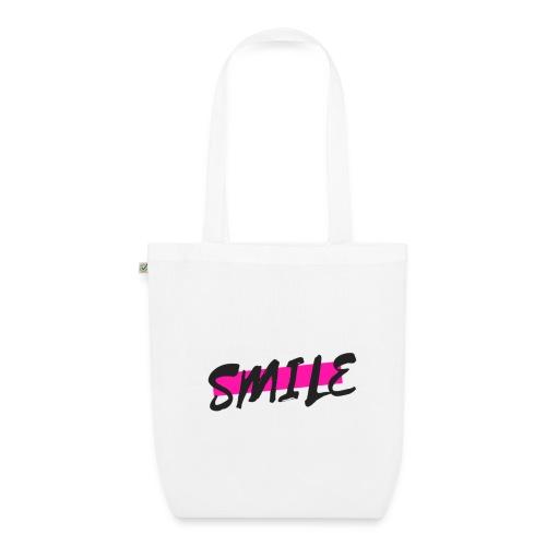 smile - Sac en tissu biologique
