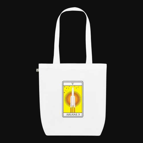 Ariane 5 By Itartwork - EarthPositive Tote Bag