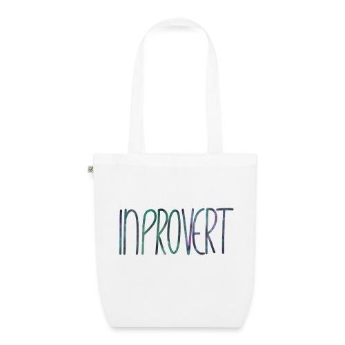 Introvert 3 - inprovert - Bio-Stoffbeutel