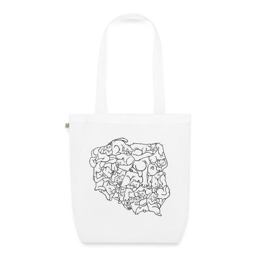 Kotowództwa - Ekologiczna torba materiałowa
