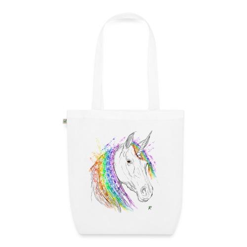 Unicorno - Borsa ecologica in tessuto