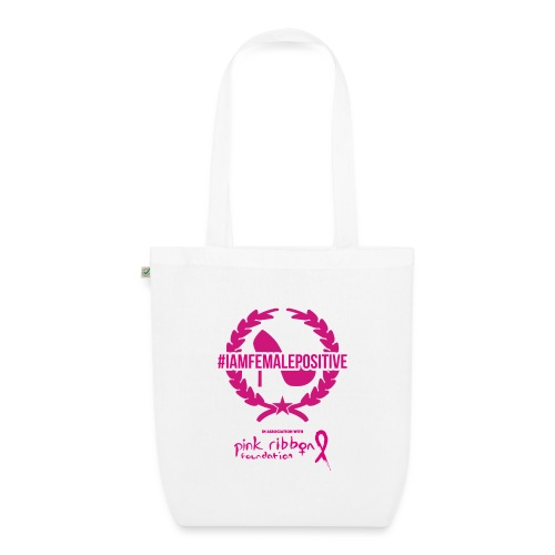 #IAmFemalePositive - EarthPositive Tote Bag