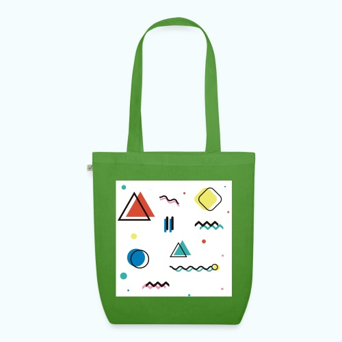 Abstract geometry - EarthPositive Tote Bag
