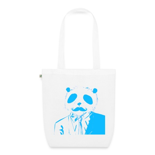 BluePanda Logo - EarthPositive Tote Bag