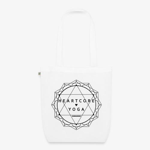 Heartcore Yoga - Bio stoffen tas