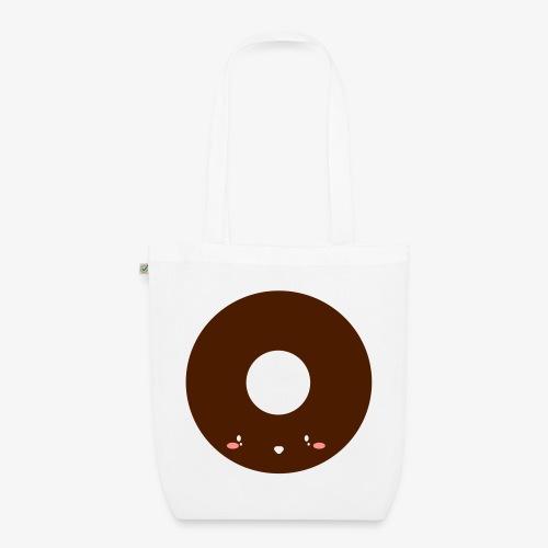 Happy Doughnut - EarthPositive Tote Bag