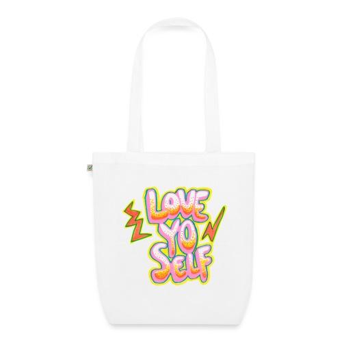 LOVE YO' SELF - Ekologisk tygväska
