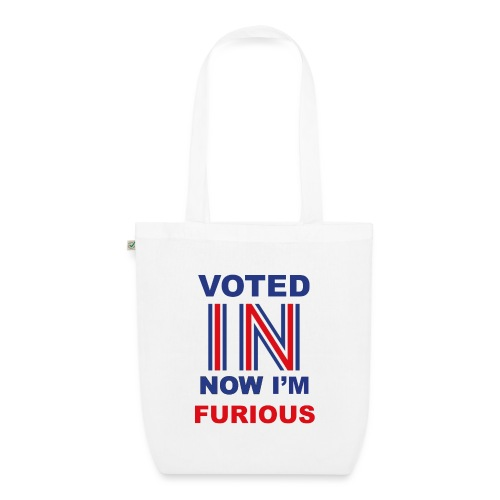 Voted IN - EarthPositive Tote Bag
