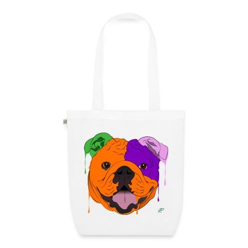 Bulldog - Borsa ecologica in tessuto