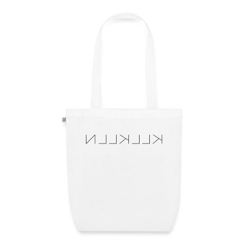 KLLKLLN Black Logo - EarthPositive Tote Bag