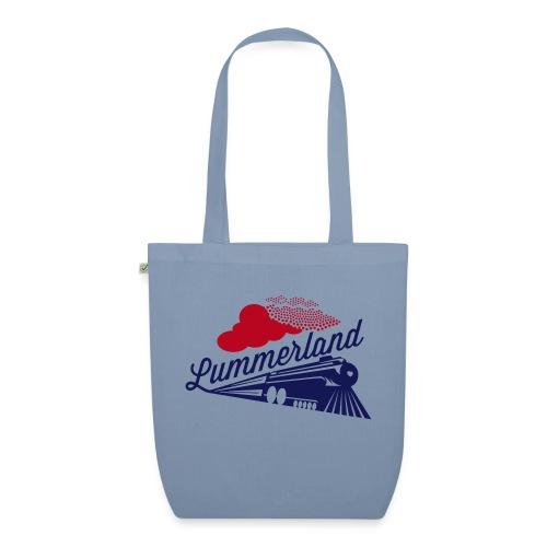 Logo_Lokomotive_Lummerlan - Bio-Stoffbeutel