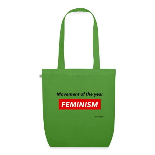 Feminism - EarthPositive Tote Bag