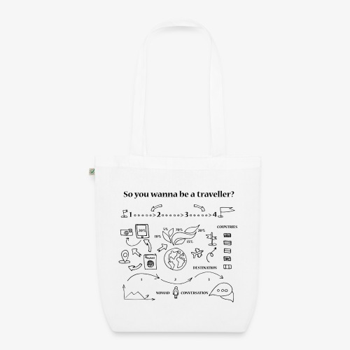 nomad - EarthPositive Tote Bag