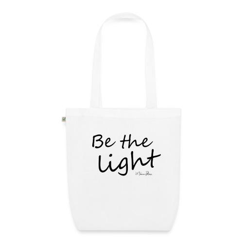 Be the light - Sac en tissu biologique