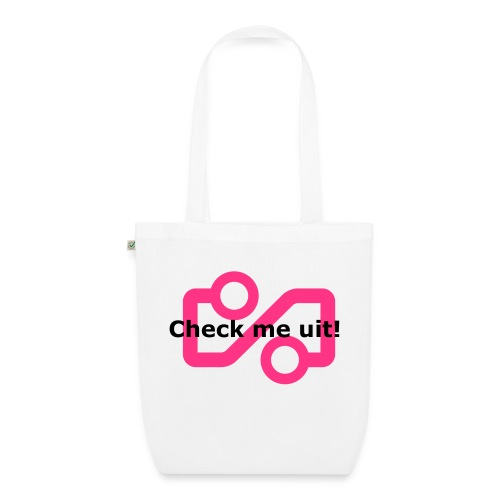 Check me Uit! - EarthPositive Tote Bag
