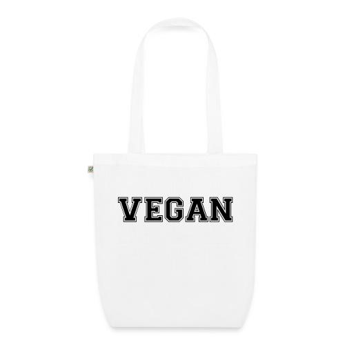 Vegan sports - Luomu-kangaskassi