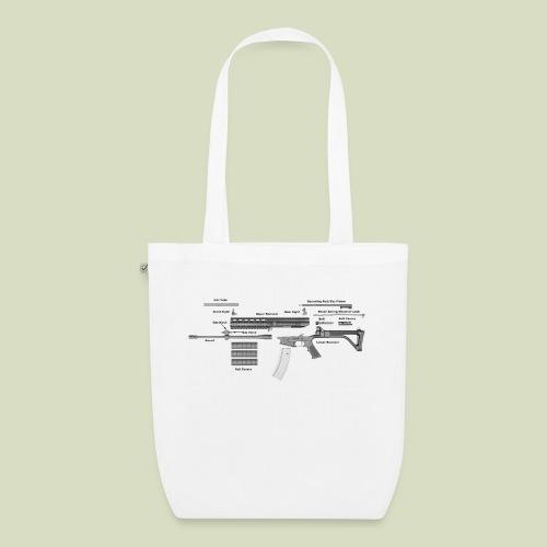 Robinson Armament XCR - Luomu-kangaskassi