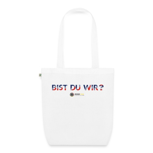 bistduwir - Bio-Stoffbeutel