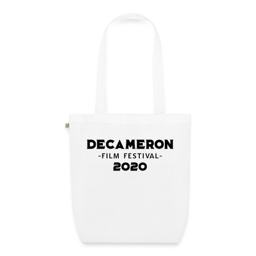 DECAMERON Film Festival 2020 - EarthPositive Tote Bag